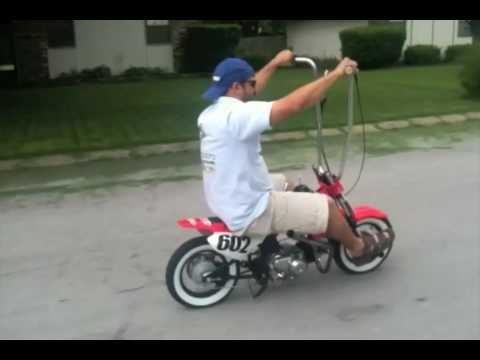 Honda Crf50 Rat Rod Lowrider 50 Inc Randy And