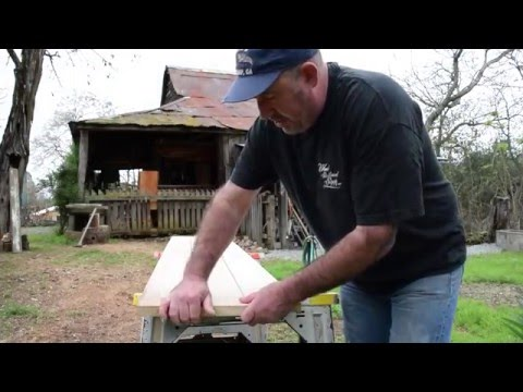 DIY How to glue an Alaia blank properly ( Paulownia surfboard )