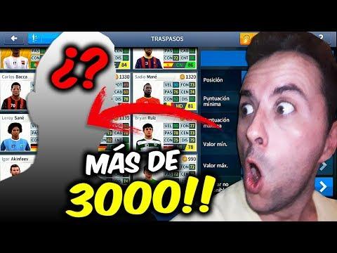 Más de 3000 MONEDAS por este jugador DORADO!! | Mi fichaje MÁS CARO!! | Dream league soccer 2017