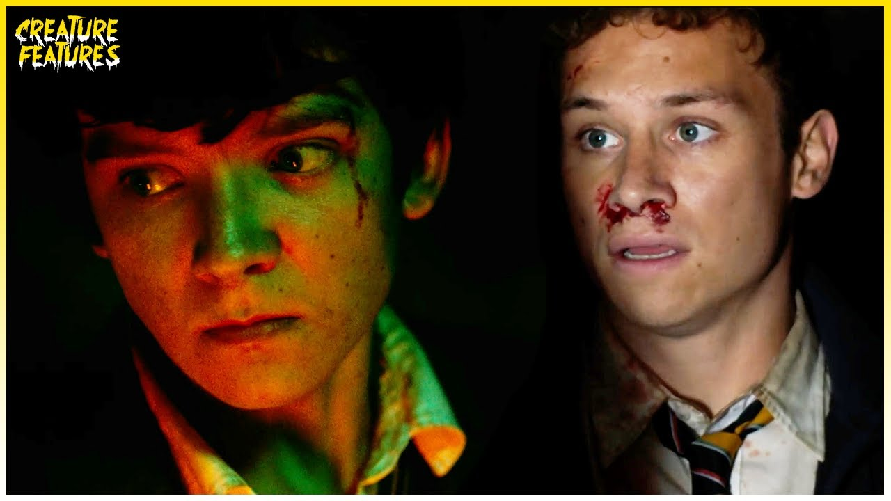 Wallace Saves Blake From The Monsters | Slaughterhouse Rulez | Creature Features