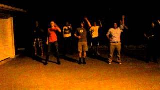 Boys Prom Flashmob