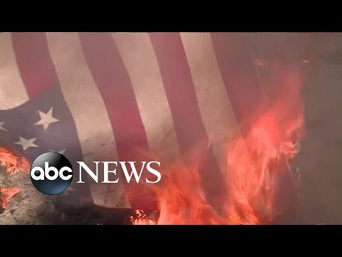 South Florida's First News w Jimmy Cefalo - Iranians Shouting Death to America, as they mourn Assassinated General