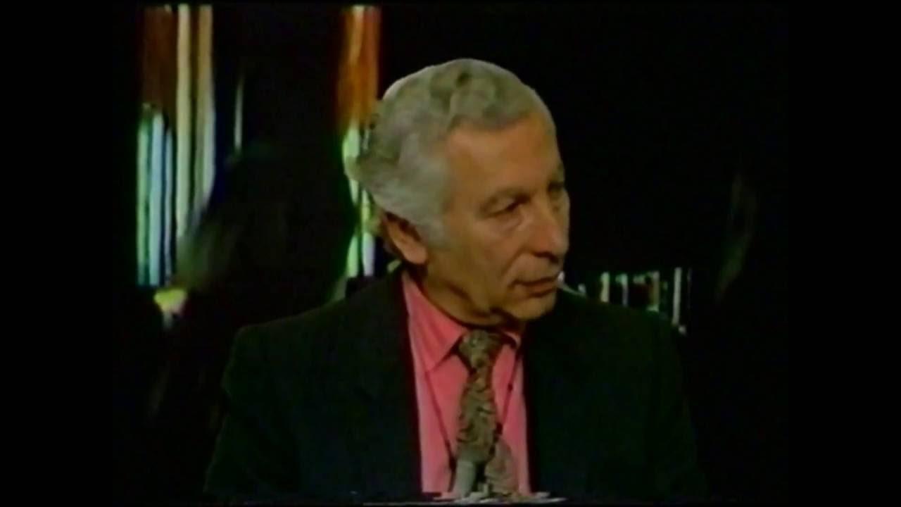 Intervista con il pianista Mario Feninger (TV Monza Brianza 1981 ...