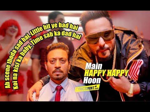 Happy Happy Video Song | Blackmail | Irrfan Khan | Badshah | Aastha Gill