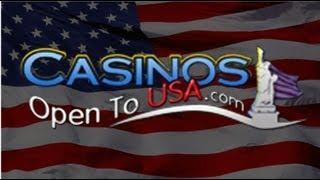 USA Online Casinos - Casinosopentousa.com
