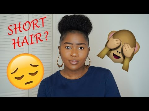 Q&A: Does My Short Natural Hair Make Feel Me INSECURE?!|Mona B.