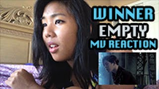 WINNER - 공허해(EMPTY) MV Reaction