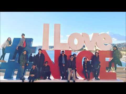 Winter Trip 2017 Story Compilations (NICE, MONACO, MARSEILLES, ROME, VATICAN CITY, LONDON)