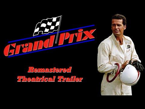 Grand Prix (1966) - Remastered Theatrical Trailer