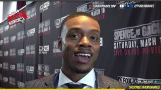 🔥ERROL SPENCE RESPONDS TO TIMOTHY BRADLEY SAYING HE DOES NOT MOVE HIS HEAD IN FIGHTS