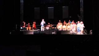 Vojtěch Dyk a B-side Band v Liberci
