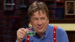 Jörg Kachelmann bei Pelzig hält sich [HD]