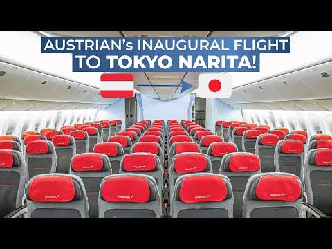 TRIPREPORT | Austrian Airlines (ECONOMY) | Boeing 777-200 | Vienna - Tokyo Narita