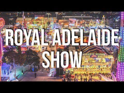 Royal Adelaide Show   September 2016