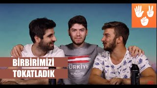 BİRBİRİMİZİ TOKATLADIK!! ( Challenge )