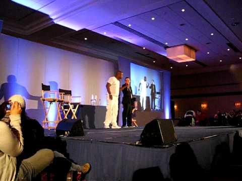 Asylum 2009 Supernatural. Charles Malik Whitfield Break Dancing