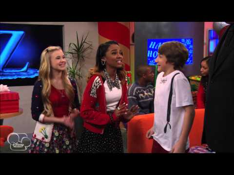 A.N.T Farm | SilANT Night | Official Disney Channel UK