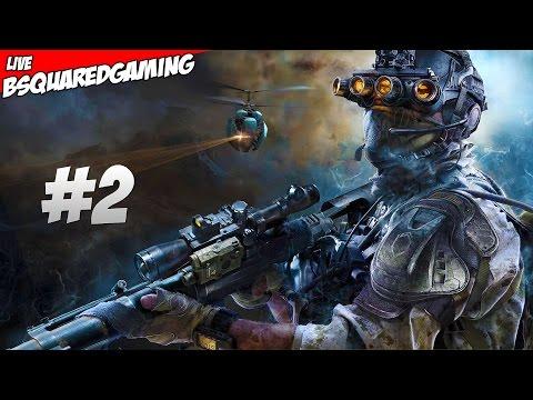 Sniper Ghost Warrior 3 Gameplay ITA - #2