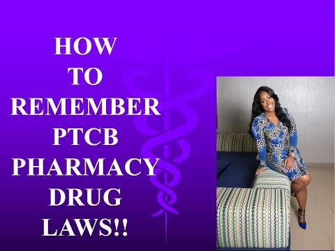 how-to-remember-pharmacy-laws-and-drug-regulations-for-the-2019-ptcb-exam!---crash-course-part-iii