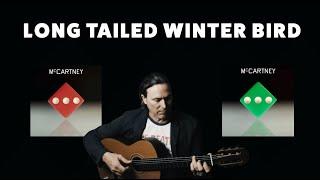 Long Tailed Winter Bird - Paul McCartney III - Fingerstyle Guitar FREE TAB