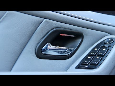 Retrofit:  BMW E38 Illuminated Door Handles To E39