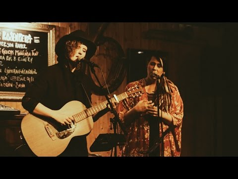 NÕTR Fields: Elín Ey feat. Myrra Rós — Wicked Game @ Café Rosenberg, Reykjavik, 10/09/2014