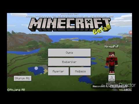 Mcpe 1.2.0.31 Xbox Hatası Çözümü (Saf Apksız!!!)