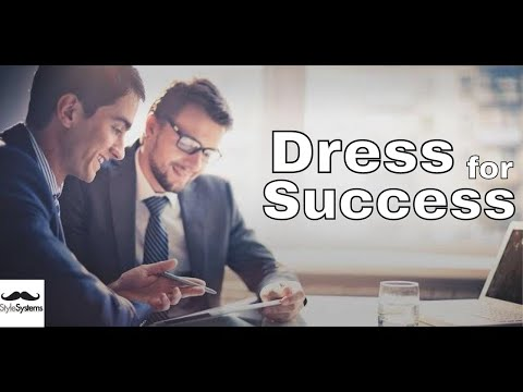 Dress For Success / Practical Style Tips for Business and Entrepreneurs