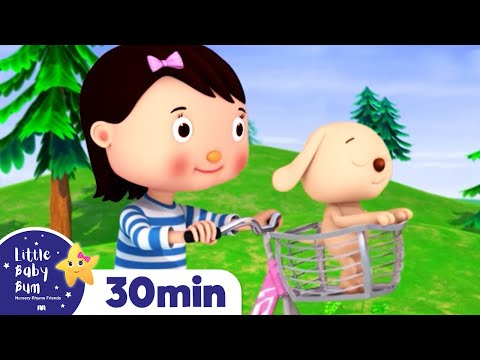 mia-and-her-dog---best-friends-|-little-baby-bum-animal-club-|-fun-songs-for-kids