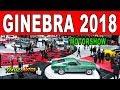 Ginebra 2018 Motor Show I Tixuz Autos