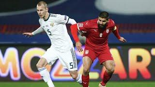 Губерниев жестко раскритиковал сборную России за игру с Сербией