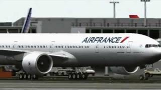 Air France Boeing 777-300ER / Paris To New York JFK - Fs2004