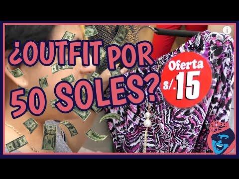 ¿Outfit completo por 50 soles? -Ariana Bolo Arce