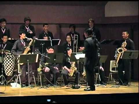 Manteca _ OBDA High School Select Jazz Band 2011