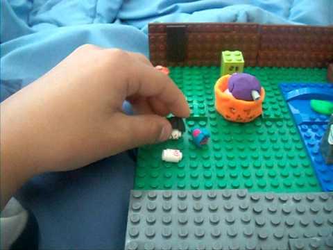 LEGO- PLANTS VS ZOMBIES.AVI