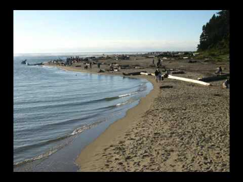 Brief Tour of Lincoln City Beaches - Oregon Coast