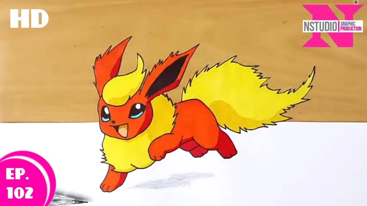 How to Draw a Pokemon