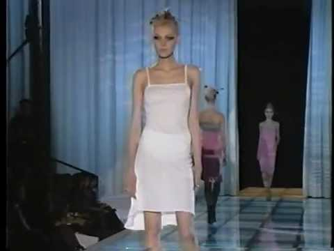 Gianni Versace Spring 1997 Fashion Show Full YouTube