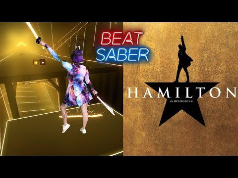 HAMILTON - My Shot in BEAT SABER