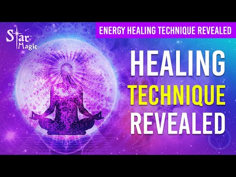 POWERFUL Energy Healing Technique (FREE DISTANCE HEALING) In