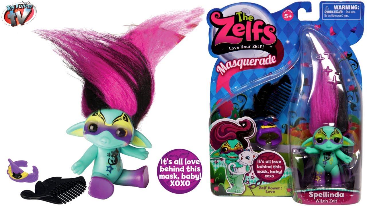 Beroemd The Zelfs Masquerade: Spellinda Figure Toy Review, Moose - YouTube LD-83