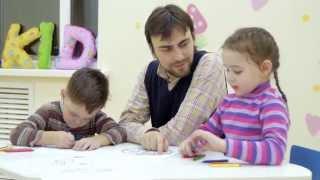 Открытые занятия в частном детском саду