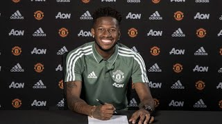 Fred - Welcome to Manchester United - Passing Skills, Assists & Goals | HD