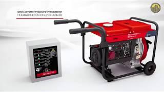 видео Дизельный генератор Fubag DS 3600