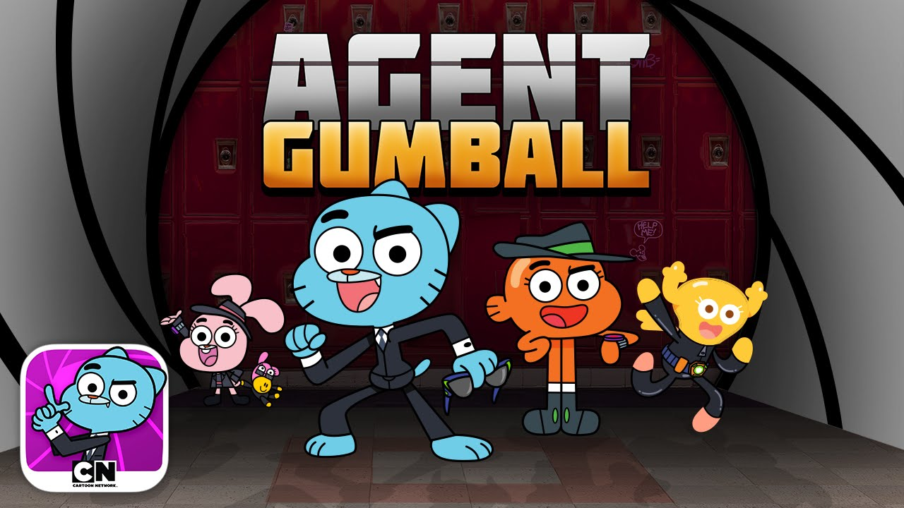 Agent Gumball Roguelike Spy Game By Cartoon Network Ios
