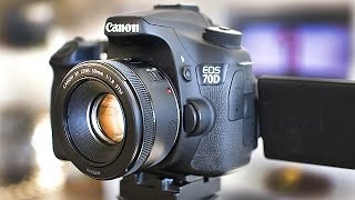 Canon 50mm 1.8 STM Lens Review - In Depth Video Autofocus Test(Click here to see my Top 5 Prime Lenses under $150 ➜ http://amzn.to/1HnIkAW ✅ Click here to see 20 sample images of the Canon 50mm STM ..., 2015-05-27T10:51:34.000Z)