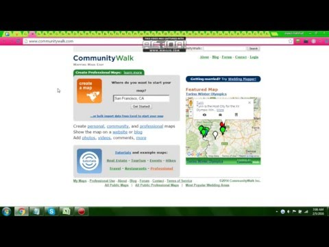 How to Submit business on communitywalk.com