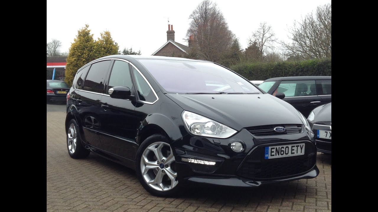 ford s max 2 0 ecoboost titanium x sport powershift for