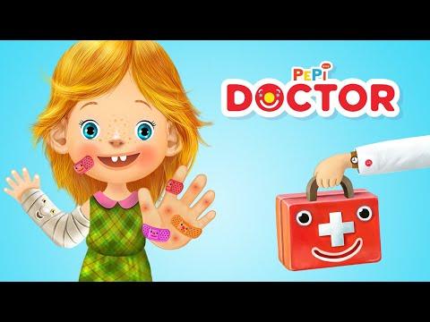 Pepi Doctor - Game for children