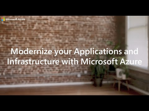 modernize-applications-&-infrastructure-with-microsoft-azure